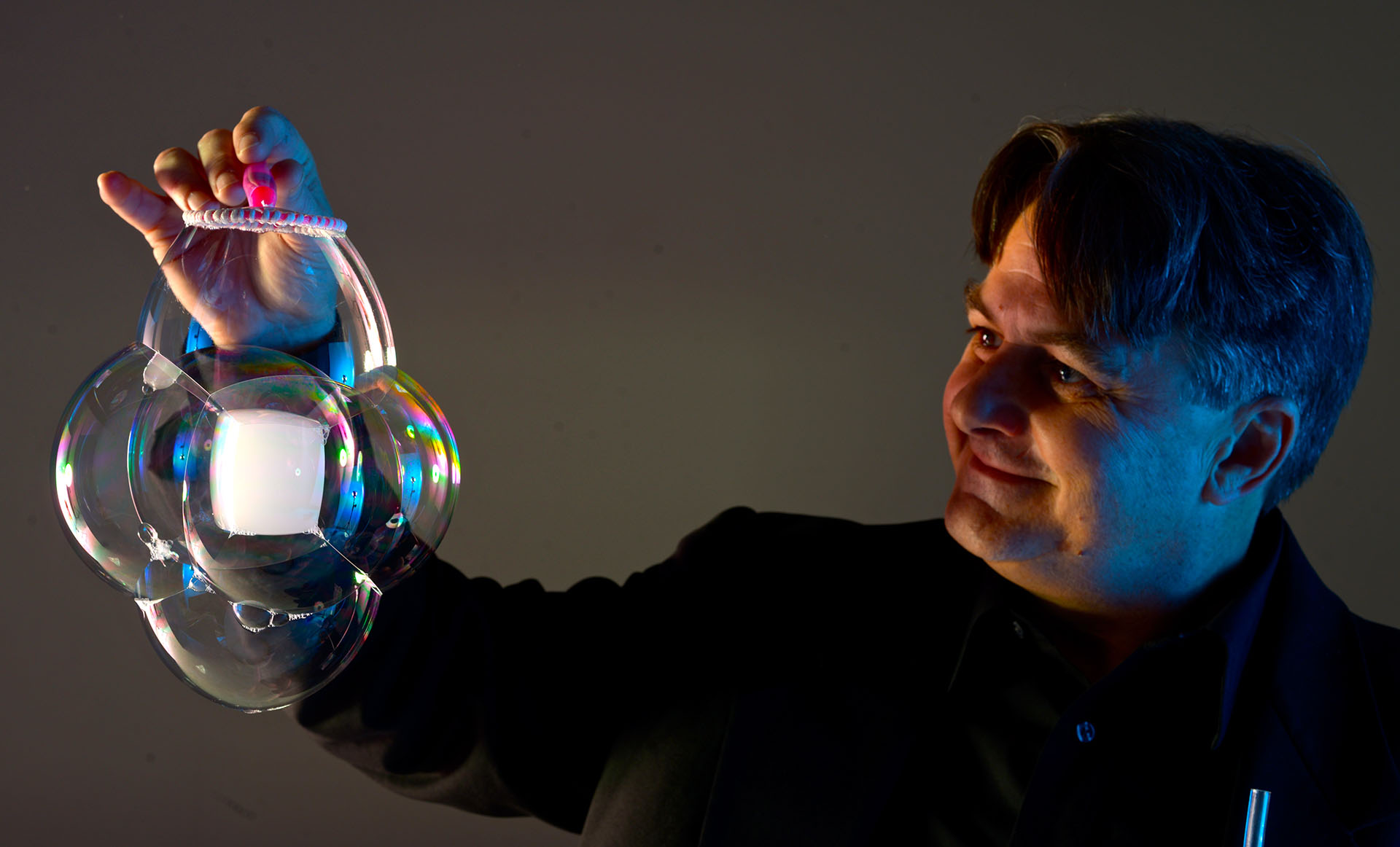 Steve Langley - Bubbleologist