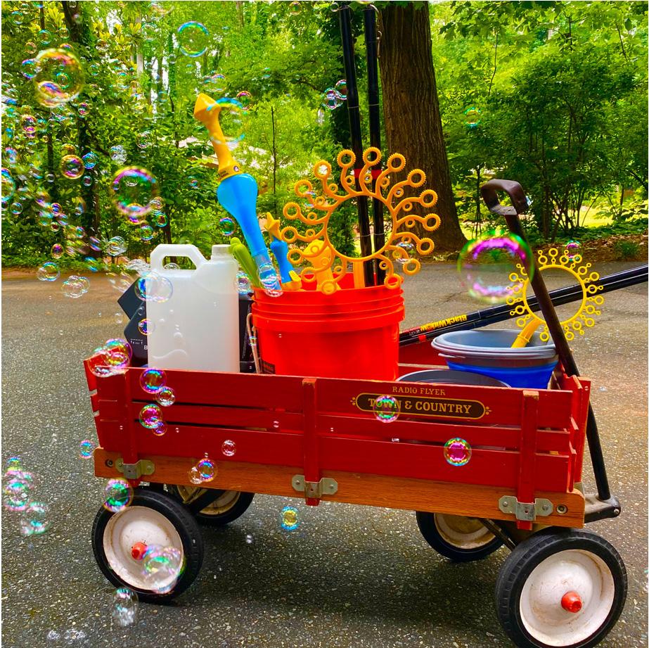 Wagon & Bubble Supplies-1